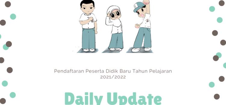 Daftar Nama Pendaftar Beserta Peringkat PPDB 22 Juni 2021